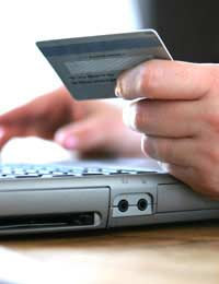 Credit Card Merchant Credit Payment