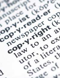 Copyright Copyright Regulations Image